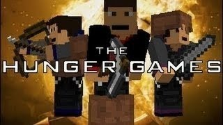 Minecraft Hunger Games - w/Mitch! Game 1 - The Server Trolls Me, It's Hatin'