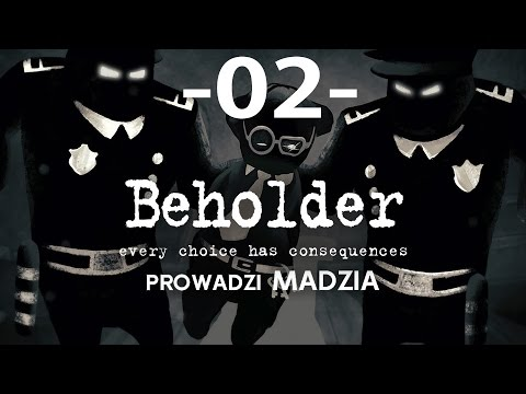 Beholder #02 - Troska i zaufanie