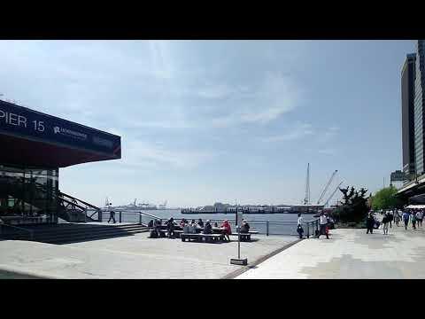 NEW YORK CITY:. South Street Seaport