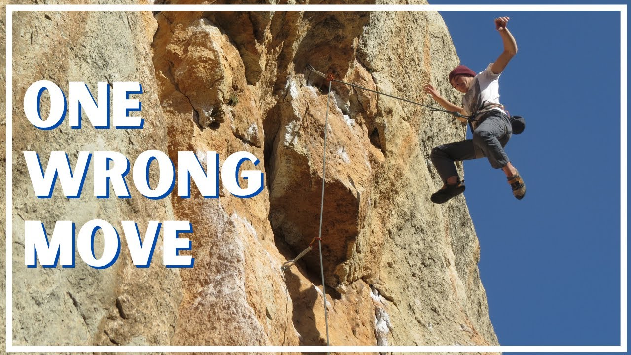 On the EDGE! A life of rock climbing the world. Everyone should try at least once.