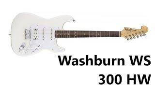 Washburn WS 300 H White - guitarcenter.pl