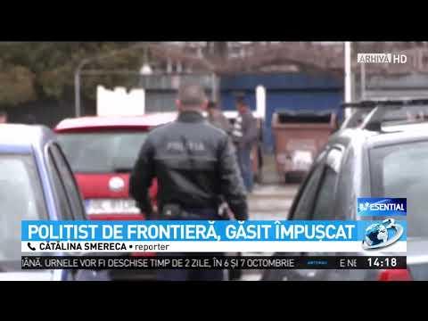 Caz șocant în Tulcea. Un polițist de frontieră aflat în misiune s-a împușcat în cap