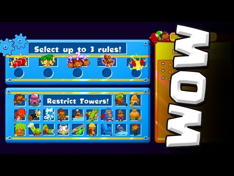 NEW UPDATE IS HERE!! Bloons TD Battles  ::  I AM SO STOKED!!