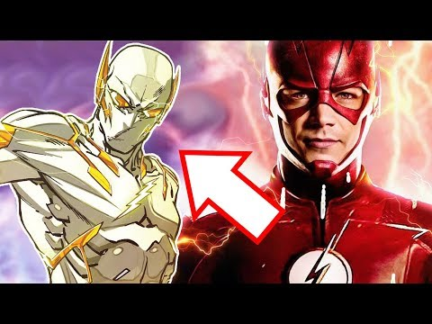 Who should be Godspeed? - The Flash Season 4 Q and A