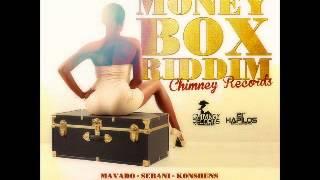 Mavado,konshens,aidonia,gyptian, & others - Money Box Riddim Instrumental - June 2012
