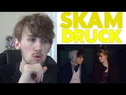 Skam Germany (DRUCK) Season 1 Episode 6 Reaction