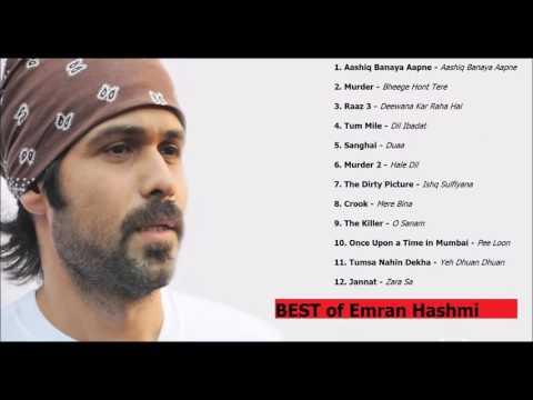 D J Best of Emraan Hashmi   Full Songs   Jukebox