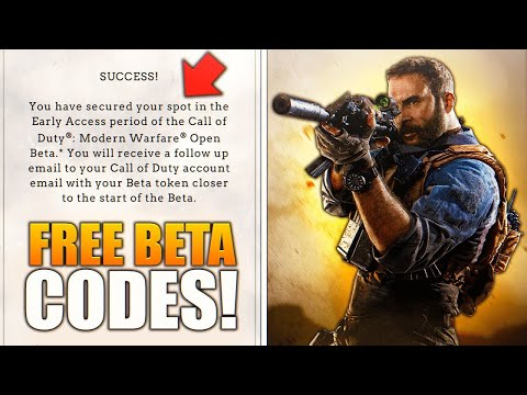 (LEGIT) FREE BETA CODES! BETA CODE METHOD! UNLIMITED CODES. EASY CODE GENERATOR. SIMPLE. PS4 AN XBOX