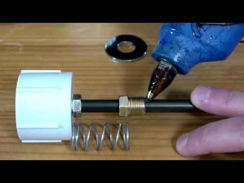 Cara Membuat Airsoft gun dengan Pipa Paralon