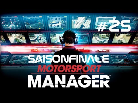 MOTORSPORT MANAGER #25 ◄ Saisonfinale Doha - Rennen und Saisonübergang ► Let's Play