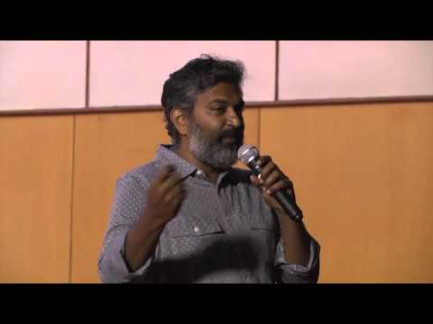 S S  Rajamouli at IIT Madras Q&A