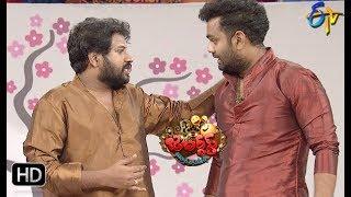 Hyper Aadi, Raising Raju Performance   Jabardasth    24th October 2019    ETV Telugu
