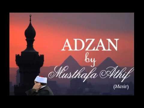 Suara Adzan Indah, Merdu & Syahdu oleh Mustafa Atif, Munsyid Mesir Yg Baru Saja Sowan ke Indonesia