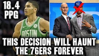 The Decision The 76ers Will Regret Forever | Jayson Tatum On The Sixers?