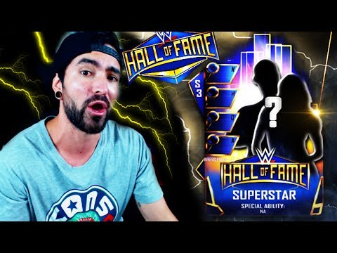 MI PRIMERA WM33 DEL HALL OF FAME - NUEVAS CARTAS EN WWE SUPERCARD