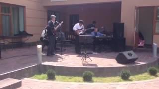 Шымкент-Тараз! 2015-16 годах,играли на свадьбе с прекрасными Таразскими музыкантами!!
