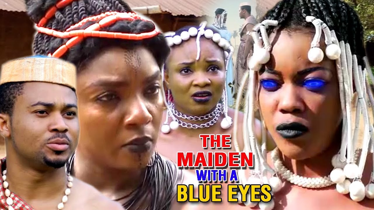 Download The Maiden With A Blue Eyes Season 1 - (New Movie Alert) 2018 Latest Nollywood Epic Movie Full HD