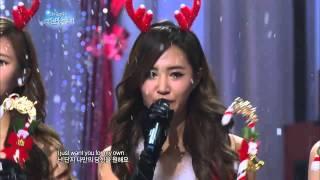 【TVPP】SNSD - All I Want For Christmas Is You, 올 아이 원트 포 크리스마스 이즈 유 @ SNSD