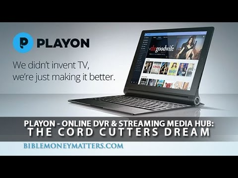 PlayOn - Online DVR & Streaming Media Hub: The Cord Cutters Dream