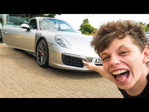 Thumbnail: BUYING MY DAD HIS DREAM CAR *2017 PORSCHE 911 4S*