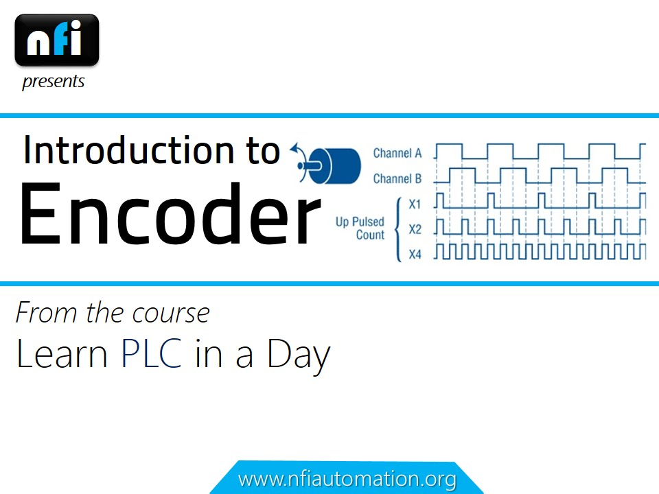 Introduction To Encoders