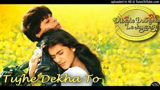 Tujhe Dekha Toh (Piano Instrumental)