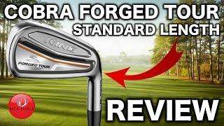 NEW COBRA KING FORGED TOUR IRONS REVIEW