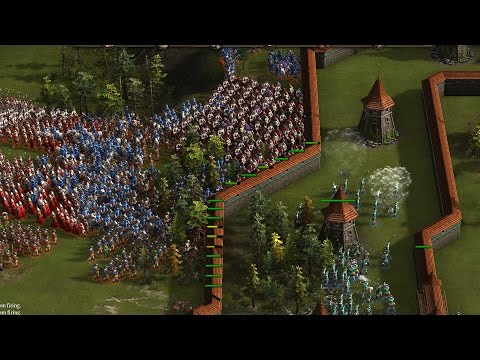 Cossacks 3 - GRAND FORTRESS SIEGE