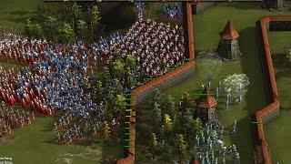 Cossacks 3 - GRAND FORTRESS SIEGE