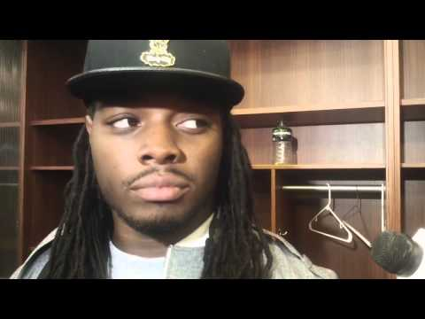 Colts RB Trent Richardson after loss to Eagles