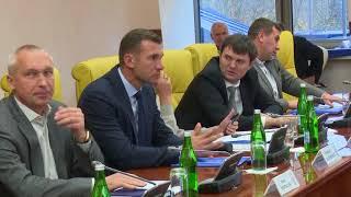 Брифінг Юрія Запісоцького за підсумками Виконкому ФФУ