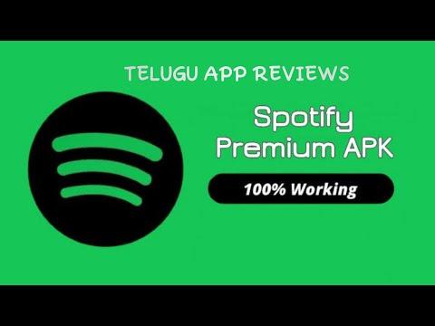 Spotify Premium APK 8.6.26.897 🥇 Download Latest (2021) @Telugu App Reviews