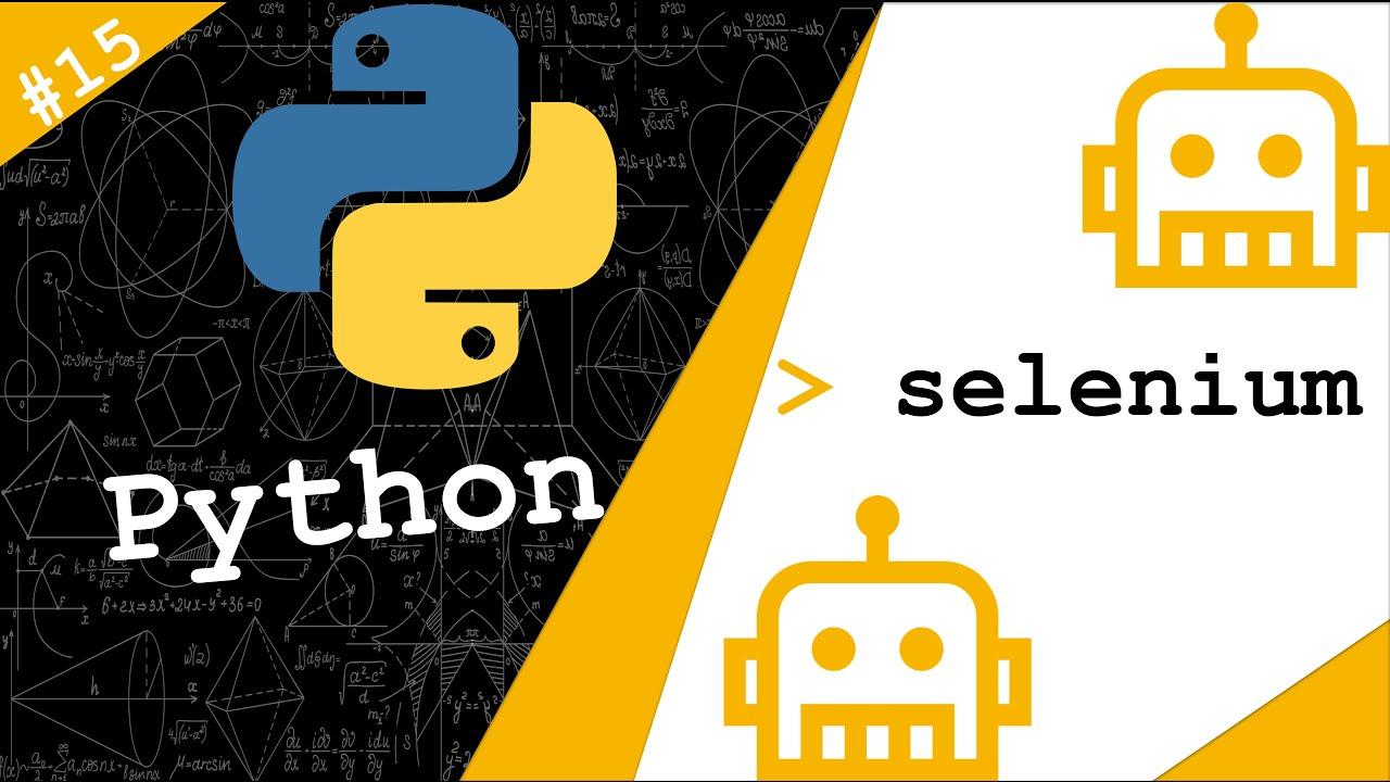 Selenium Automation on Python: Cam Newton & Grey's Anatomy examples