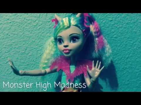 Scars To Your Beautiful - Monster High Doll Music Video - Collaboration With Dark Monster High