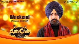 Weekend Harman Ramana Free MP3 Song Download 320 Kbps