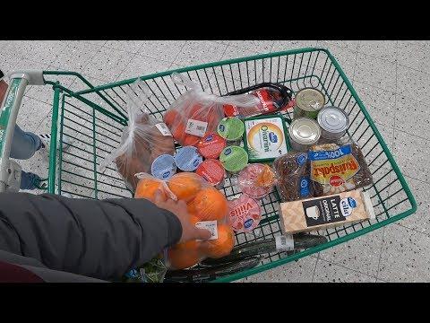 388€ на еду в Финляндии. Как могут питаться простые работяги