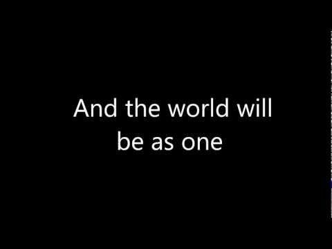 Imagine Minus One [ Karaoke ] + Lyrics