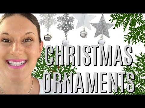 *LIVE* DOLLAR TREE SHOP WITH ME | *NEW* CHRISTMAS ORNAMENTS