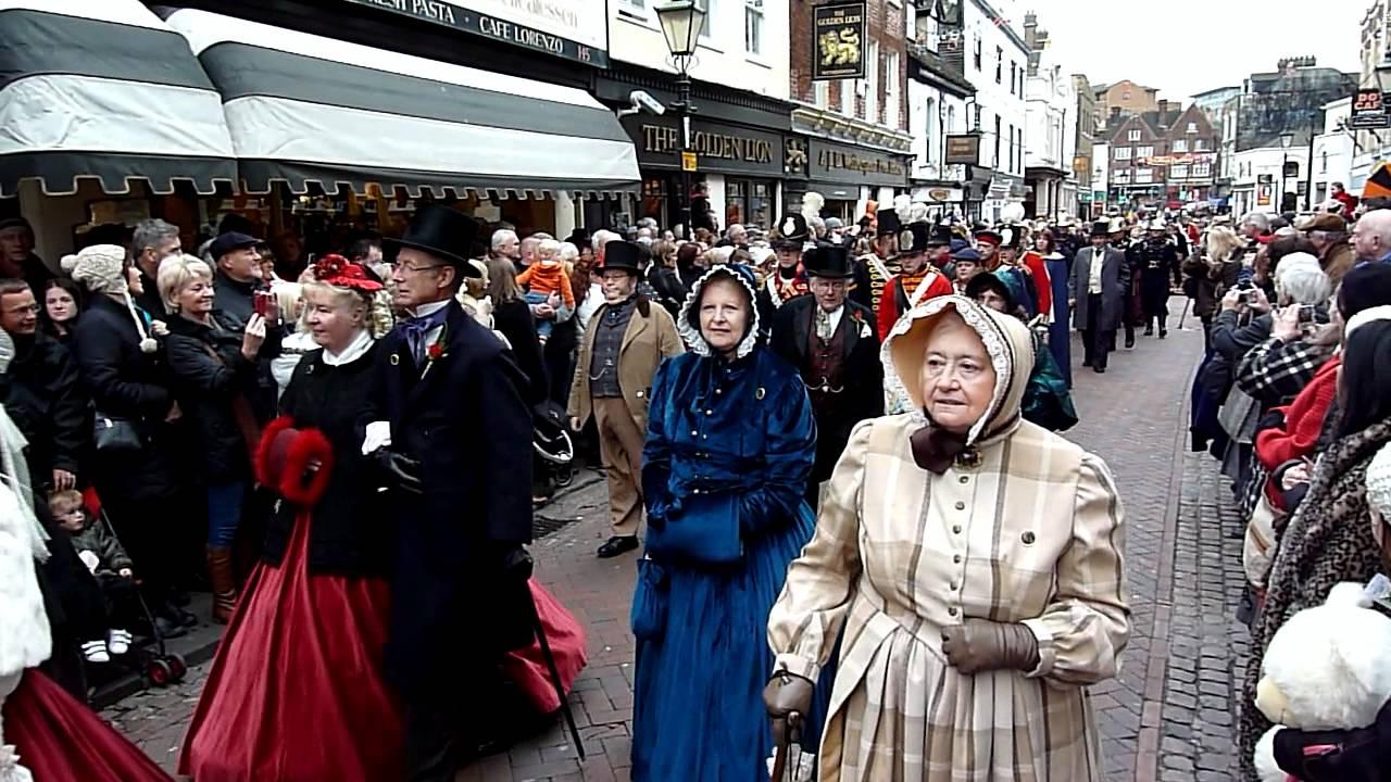 rochester dickensian christmas festival 2011 - Dickens Christmas Festival