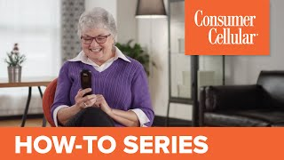 Consumer Cellular Envoy: Cell Phone Overview & Tour (1 of 8) | Consumer Cellular
