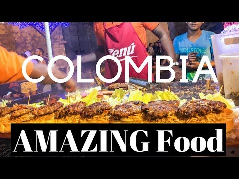 the BEST FOOD in Colombia | Street Food & Dining Feat. Señor Foodie