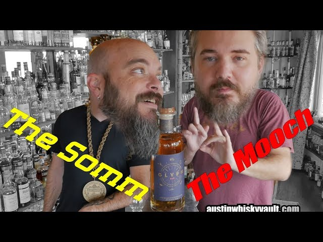 Whiskey Review: Glyph Molecular Whiskey