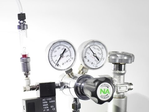 How You Want To Set Up A Pressurized CO2 System | Aquascaping