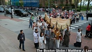 Satanic 'Black Mass' At Harvard Forced Off-Campus
