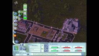 SimCity 4: Deluxe Gameplay: Part  1 - Establishing the City