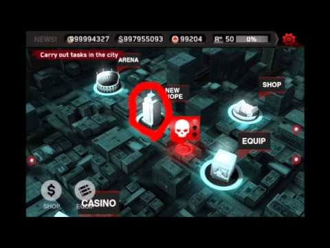 how to cheat in DEAD TRIGGER