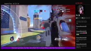Playing Overwatch with Randoms x)