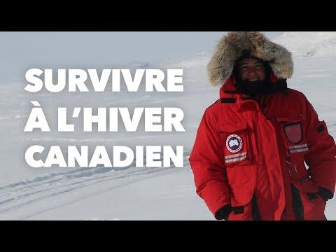 ❄️COMMENT S'HABILLER EN HIVER AU CANADA ? 👀 De Montréal Au Nunavut !