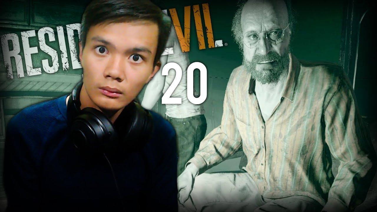 PANO?!?!? | Resident Evil 7 (Biohazard) - Part 20