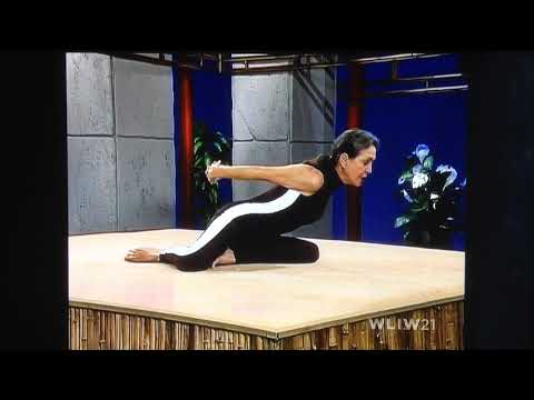 Priscilla's Yoga Stretches - Episode 14 from YouTube · Duration:  13 minutes 30 seconds
